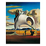 Salvador Dali, The Paintings - Hardcover Thumbnail 2