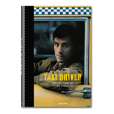 Steve Schapiro. Taxi Driver - Hardcover Image 0
