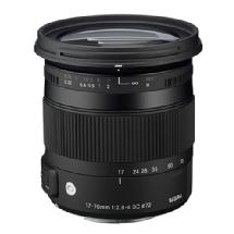 Sigma 17-70mm f/2.8-4 DC Macro HSM Lens for Sony