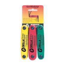Bondhus Fold-up Tool Triple Pack 24 Pc (Inch + Metric + Star)