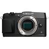 Olympus E-P5 PEN Mirrorless Digital Camera Body (Black)