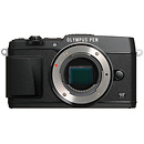 Olympus | E-P5 PEN Mirrorless Digital Camera Body (Black) | V204050BU000