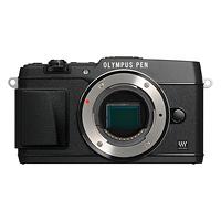 Olympus   E-P5 PEN Mirrorless Digital Camera Body (Black)   V204050BU000