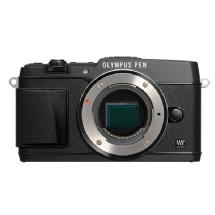 Olympus E-P5 PEN Mirrorless Digital Camera Body (Black)