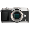 Olympus E-P5 PEN Mirrorless Digital Camera Body (Silver)