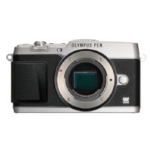 Olympus E-P5 PEN Mirrorless Digital Camera Body (Silver)