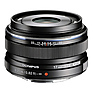 M.ZUIKO Digital 17mm f/1.8 Lens (Black)