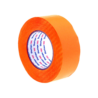 2 Inch Paper Tape (Orange) Image 0