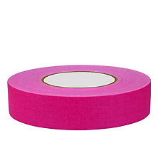 1 Inch Gaffers Tape (Fluorescent Pink) Image 0
