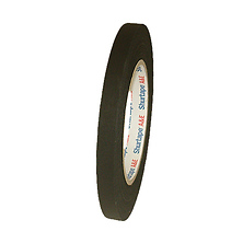 1/2 Inch Paper Tape (Black) Image 0