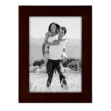 5x7 Linear Picture Frame (Espresso) Image 0