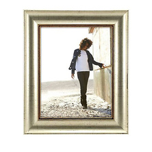 8x10 Photo Frame (Champagne, Silver & Gold) Image 0