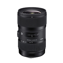18-35mm F/1.8 DC HSM Lens for Nikon Image 0