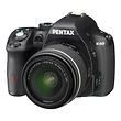 K-50 Digital Camera with 18-55mm Zoom Lens (Black)