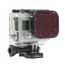Polar Pro Glass Snap On Magenta Underwater Filter for GoPro Hero3