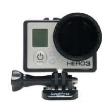 Polar Pro Glass Snap On Naked Glass Neutral Density Filter for GoPro Hero3