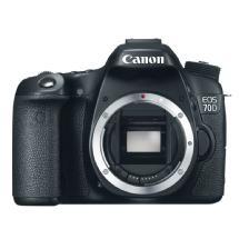 Canon EOS 70D Digital SLR Camera Body