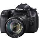 Canon Cameras EOS 70D Digital SLR Camera with 18-135mm Canon Lens