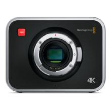 Blackmagic Design Production Camera 4K EF Mount