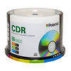 Polaroid | CD-R 700MB/80-Minute 52x Recordable Media Disc (50-Pack Spindle) | 2353
