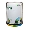 Polariod | CD-R 700MB/80-Minute 52x Recordable Media Disc (100-Pack Spindle) | 2794