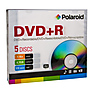 DVD+R 4.7GB/120-Minute 16x Recordable DVD Disc (5-Pack Slim Case)