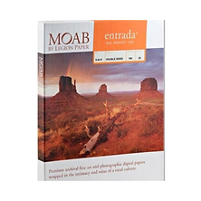 Entrada Rag Bright 300 Matte Paper 5x7 in. (25 Sheets) Image 0