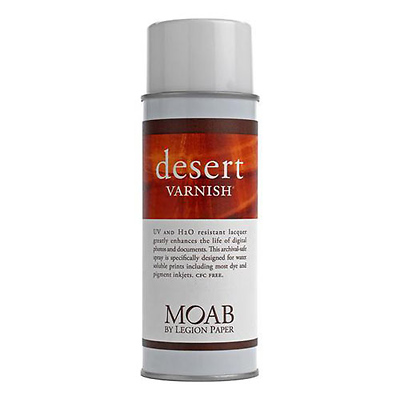 Desert Varnish Lacquer Spray Image 0