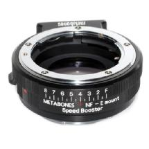 Metabones Nikon G Lens to Sony NEX Camera Speed Booster