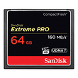 64GB Extreme Pro CompactFlash Memory Card (160MB/s)