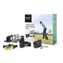 Sony Action Cam Golf Training Pack