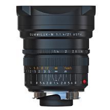 Leica 21mm f/1.4 Summilux-M Aspherical Manual Focus Lens (Black) - DEMO