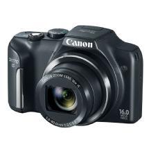 Canon PowerShot SX170 IS Digital Camera (Black)
