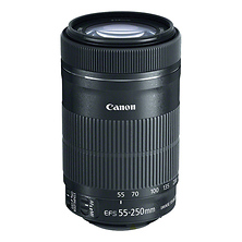 EF-S 55-250mm f/4-5.6 IS STM Telephoto Zoom Lens Image 0