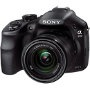 Sony | Alpha A3000 Digital Camera with 18-55mm Lens | ILCE3000KB