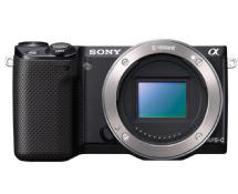 Sony Alpha NEX-5T Digital Camera Body (Black)