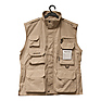 Photo Vest 14 (Beige, L) Thumbnail 0