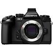 OM-D E-M1 Micro Four Thirds Digital Camera Body (Black)