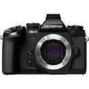 Olympus | OM-D E-M1 Micro Four Thirds Digital Camera Body (Black) | V207010BU000