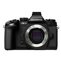 Olympus | OM-D E-M1 Micro Four Thirds Digital Camera Body (Black) | V207010BU000