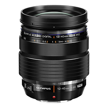 12-40mm M. Zuiko Digital ED f/2.8 PRO Lens (Black) Image 0