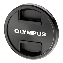Olympus LC-62D Metal Front Lens Cap Black for M. Zuiko 12-40mm f/2.8 PRO Lens