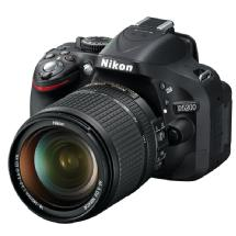 Nikon D5200 Digital SLR Camera with AF-S DX NIKKOR 18-140mm f/3.5-5.6G ED VR Lens