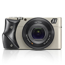 Hasselblad | Stellar Camera With Carbon Fiber Grip (Silver) | H-3012600