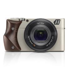 Hasselblad Stellar Digital Camera (Silver with Wenge Wood Grip)