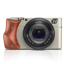Hasselblad Stellar Digital Camera (Silver with Padouk Wood Grip)