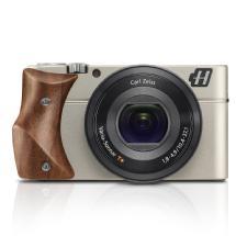 Hasselblad Stellar Digital Camera (Silver with Walnut Wood Grip)