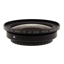 XL 16MZ .6X Wide Angle Bayonet Mount Lens for Canon - Open Box Image 0
