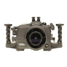 Aquatica Underwater Housing With Double Nikonos Bulkheads for Canon 5D Mark II