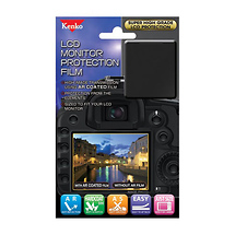 Kenko LCD Monitor Protection Film For Canon Rebel SL1
